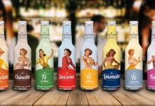 Gli otto soft drink Macario dalla livrea retrò