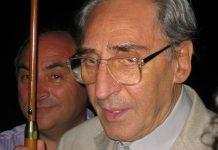 Il Maestro Franco Battiato. Credits: Ph. Andrea Di Bella