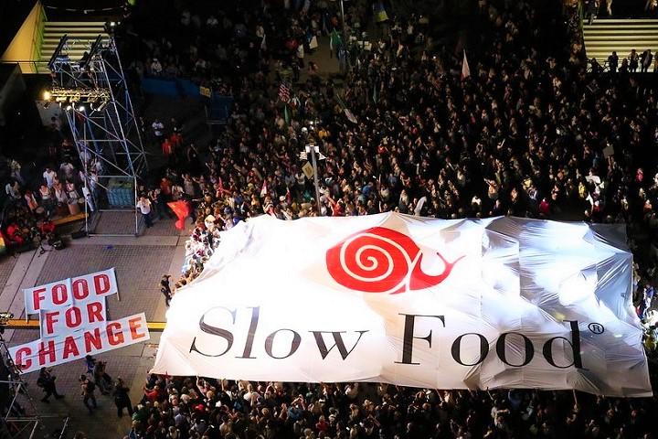 Food For Change. Credits: Ph. www.slowfood.it
