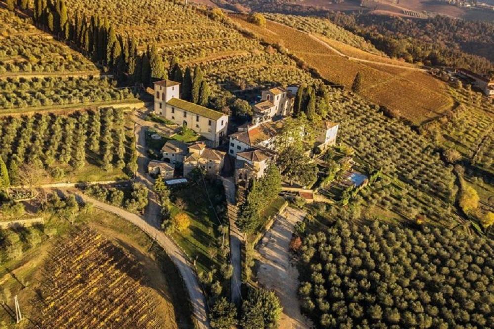 Cantina Cinciano. Credits: Ph. MTV della Toscana