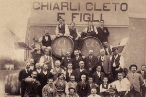 storia Chiarli