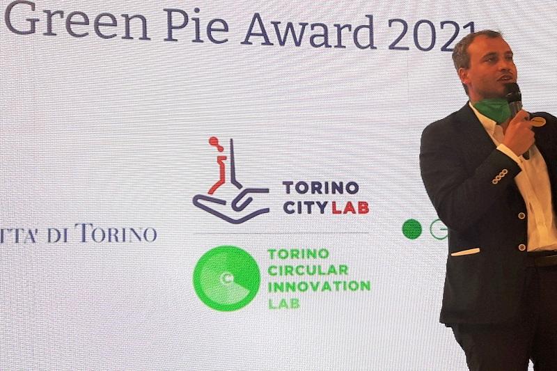 Francesco Farinetti, AD Green Pea. Credits: Ph. Andrea Di Bella