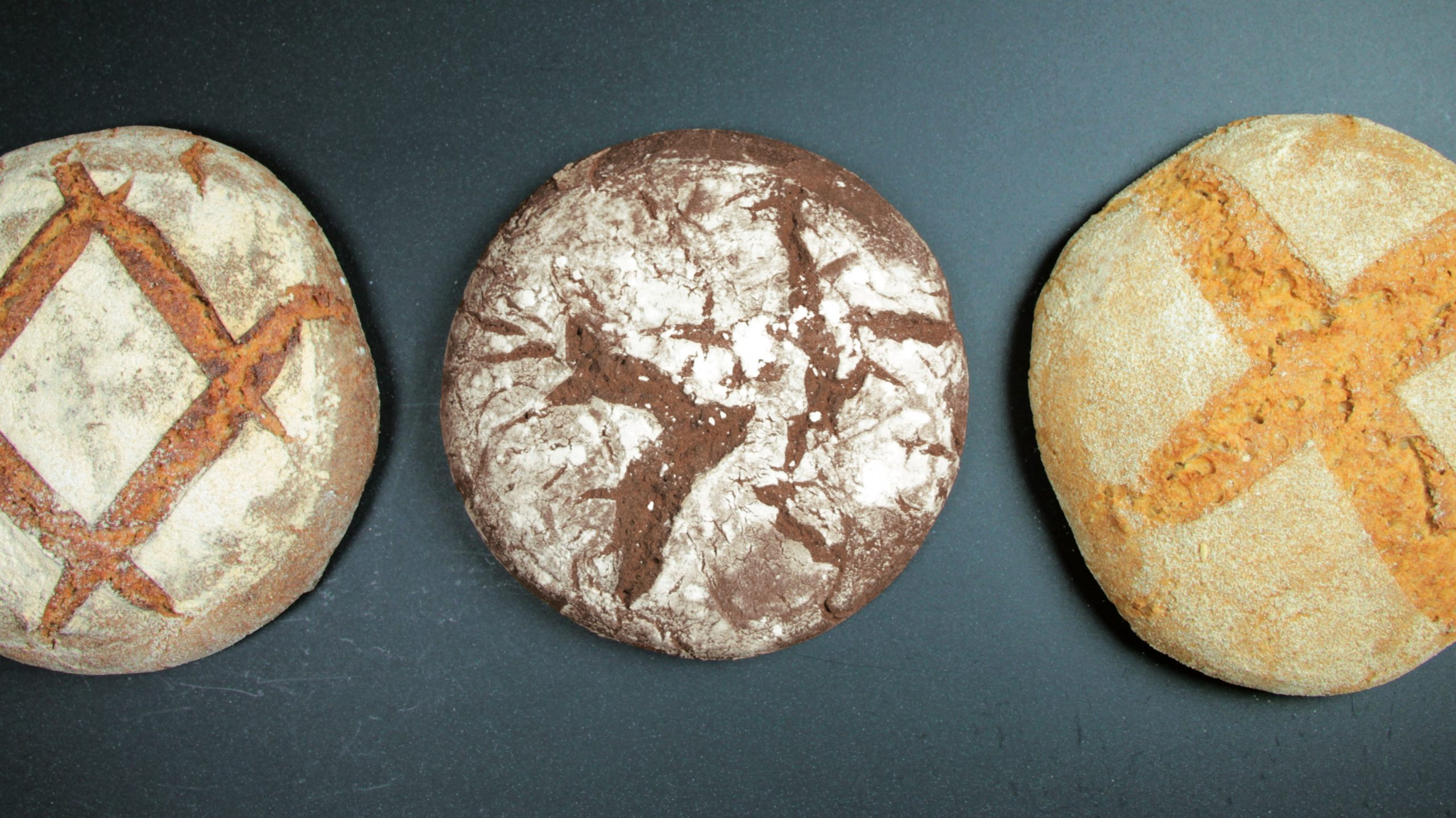 I tre pani di montagna: Segale, Grani Antichi e Barbrial