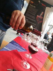 vino pergola doc degustazione