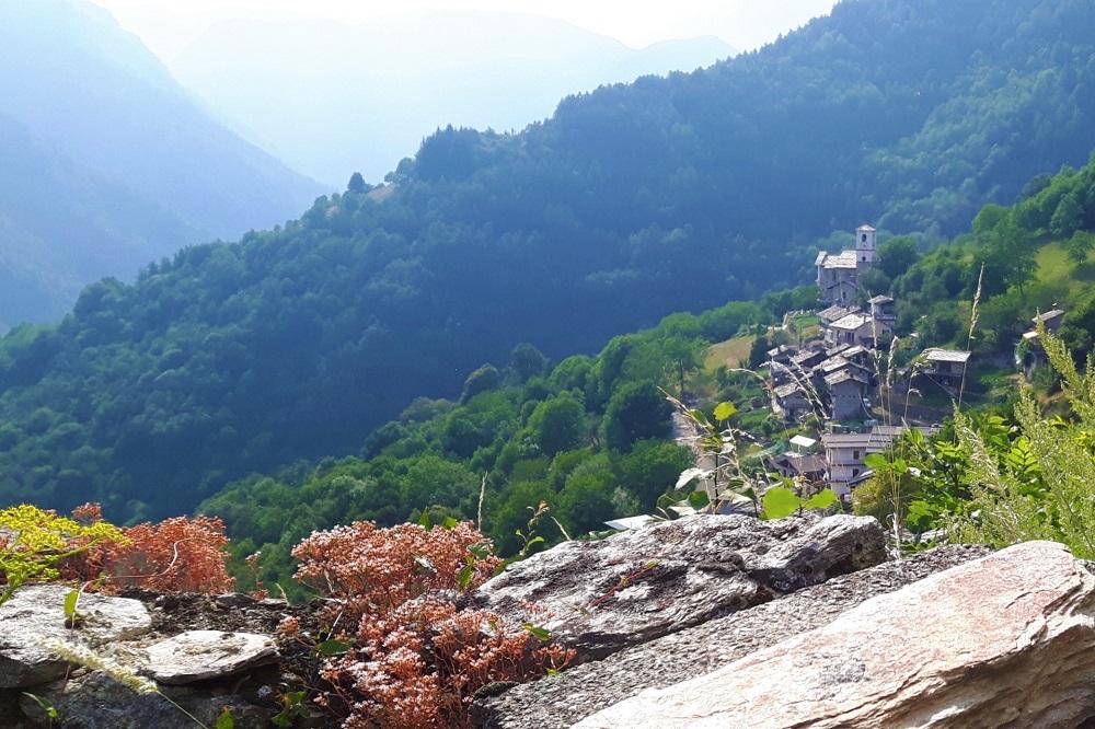 Paesaggio di montagna. Ph. credits Andrea Di Bella