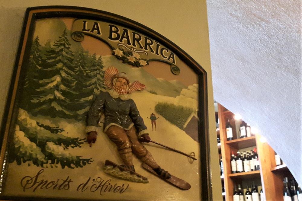 La Barrica. Ph. credits Andrea Di Bella