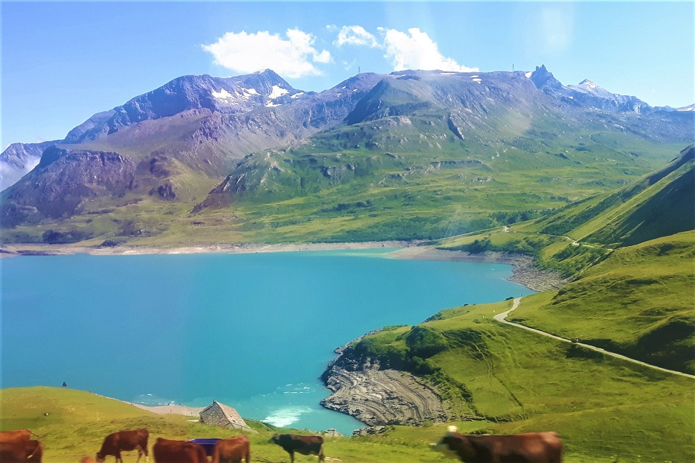 Il Lago del Moncenisio. Ph. Credits Andrea Di Bella