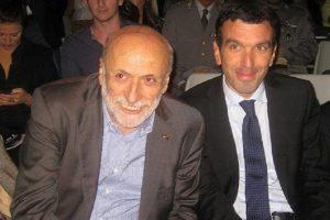 Maurizio Martina e Carlo Petrini: immagine di repertorio. Credits ph. Andrea Di Bella