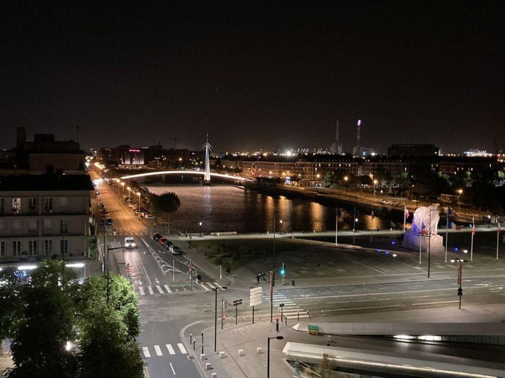 Le Havre, in notturna (2)