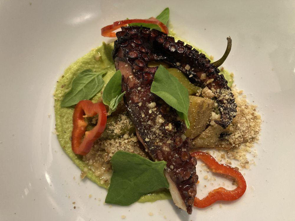 Polpo-Rennes, ristorante Peska