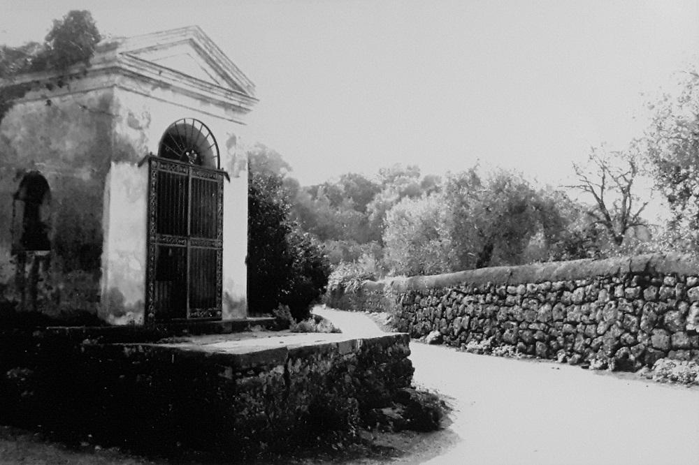 Altarino devozionale. Credits Ph. Sebastiano Costanzo