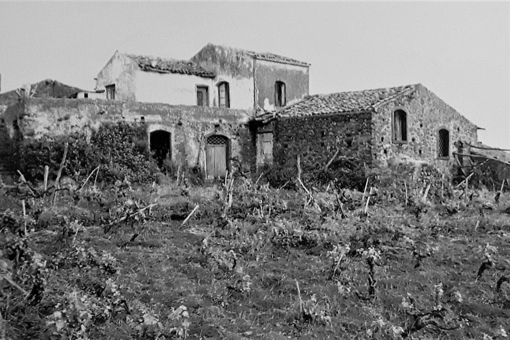 Casa rurale con servizi e vigna. Credits Ph. Sebastiano Costanzo
