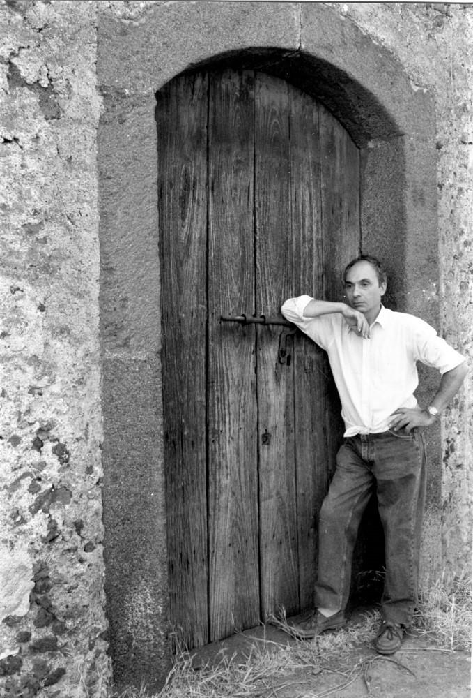 Sebastiano Costanzo in una foto d'archivio
