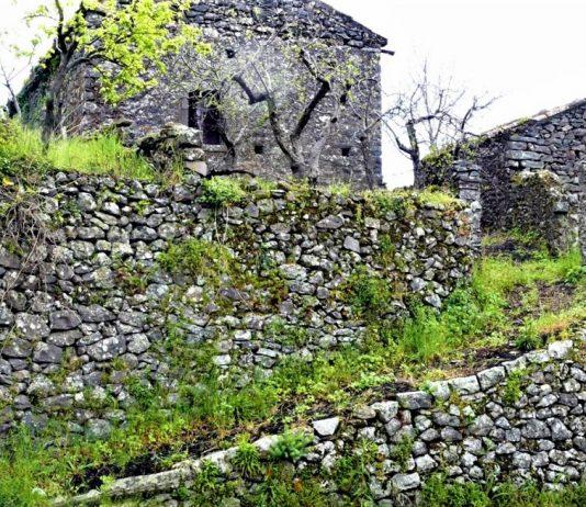 Casa rurale a Sant'Alfio. Credit Ph. Sebastiano Costanzo