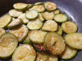 Scapece di zucchine